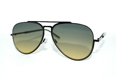 f5a36aa063d7 New Marc Jacobs Marc 38/S 65Zje Black Authentic Sunglasses Frames 56Mm  W/Case