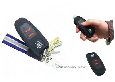 Streetwise Key FOB Stun Gun 24,000,000 Battery Status Indicator LED Flashlight