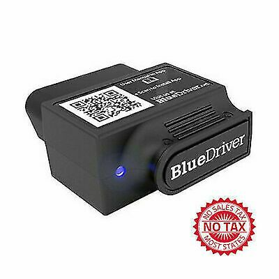 Professional BlueDriver Bluetooth Pro OBDII Scan Tool for iPhone & Android NEW