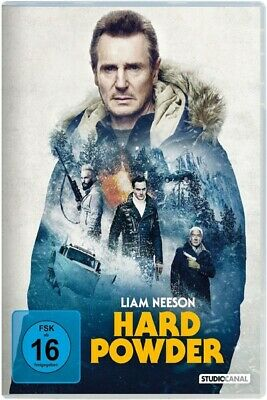 Hard Powder [DE-Version, Regio 2/B] - Liam Neeson / Laura Dern DVD NEU
