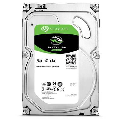 "Seagate BarraCuda 1TB Internal 3.5"" SATA Desktop Hard Drive 7200rpm 64MB Cache"