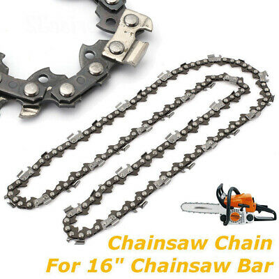 """2pcs 18/"""" CHAINSAW CHAINS 325 Pitch 72DL 0.058 for REPLACEMENT SAW SPARE PART"""