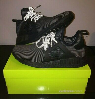 372a4936 ADIDAS NMD XR1 OG Primeknit Shoes Size 11 Used with Box Great ...