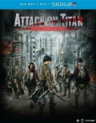 ATTACK ON TITAN THE MOVIE: PART 2 (Region A BluRay,US Import,sealed.)