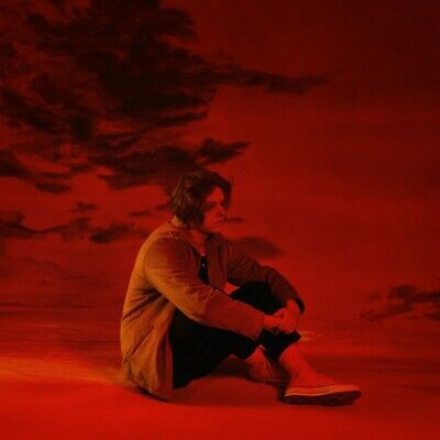 Lewis Capaldi - Divinely Uninspired to a Hellish Extent - New Red Vinyl LP