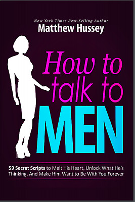 How to Talk to Men - Matthew Hussey (Digital Book) PDF