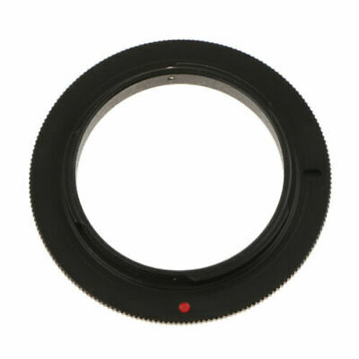 52mm Metal Macro Reverse Lens Adapter Ring for AI Mount D3100 D7100 D7000 Soft
