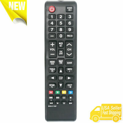 TV Remote Control BN5901199F Replacement for Samsung LED LCD HDTV Smart TV