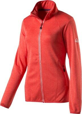 MCKINLEY DAMEN STRETCH Sport Outdoor Fleecejacke Roto Jacke