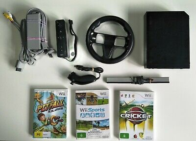 Wii Console with Games & Accessories