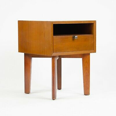 1950s George Nelson Herman Miller Basic Cabinet Series BSC Night Stand Cabinet