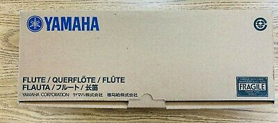 Brand New Yamaha YFL-221 Student Flute - Includes Hard Shell Black Carrying Case
