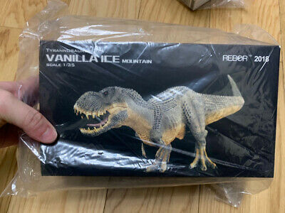 REBOR 1/35 Tyrannosaurus Rex T-Rex Collector Dinosaur Model Figure IN STOCK