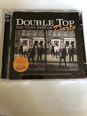 Darts - Double Top 2cd The Very Best Of With Bonus Tracks