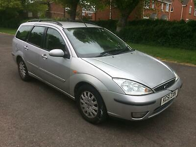 2002 FORD FOCUS 2.0I 16v GHIA ESTATE SUPER LOW 90K LOVELY RUNNER PX SWAPS