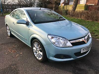 2009 Vauxhall Astra 1.8 Twin Top Design Convertible Super Low 42K Mint Px Swaps