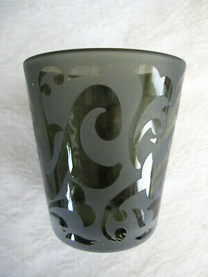 GRAY Michael Weems Double Old Fashioned / Rocks Glass Tumbler