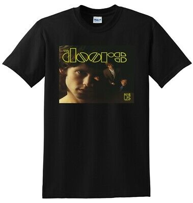 *NEW* THE DOORS T SHIRT self titled vinyl cd cover SMALL MEDIUM LARGE or XL