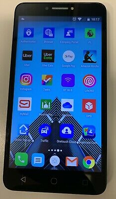 Alcatel Pixi4 6 Inch Android Phone. Unlocked. 16gb.