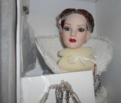 "Tonner 22"" American Model Constance Nude Doll, Box And White Shipper"