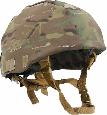 MultiCam MICH Helmet Cover, Tactical Military Camo Army Camouflage OCP Scorpion