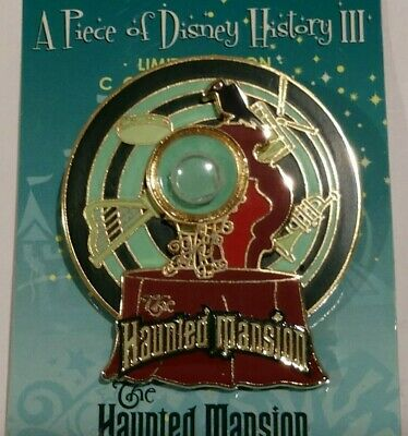 Haunted Mansion Disney Piece of History Madame Leota from 2008 LE 1000