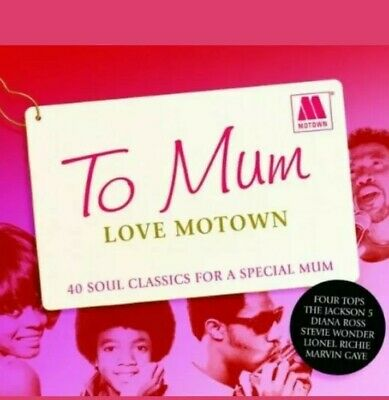 Various Artists - To Mum Love Motown - Various Artists CD EEVG The Cheap Fast