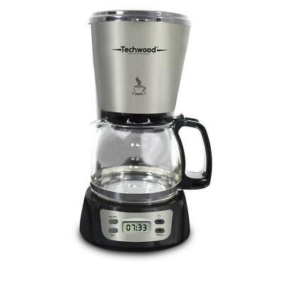 Techwood Tca-840 Cafetiere Filtre Programmable