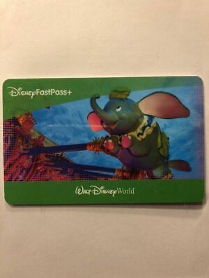 Walt Disney World 1 Day Park Hopper + Fast Pass  Ticket expires April 2021