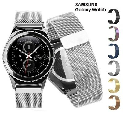 Correa Pulsera Milanese Loop Metal Para Smartwatch Samsung /Galaxy/Watch/Smart