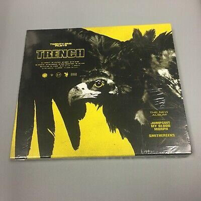 """TWENTY ONE PILOTS ""  - ""TRENCH"" - THE  NEW ALBUM EDITION  [Brand New sealed CD]"