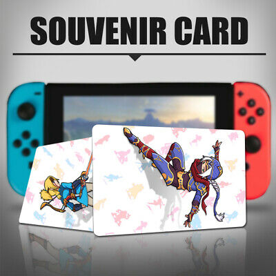 22PCS NFC Cards For The Legend of Zelda Breath of the Wild for Nintendo Switch