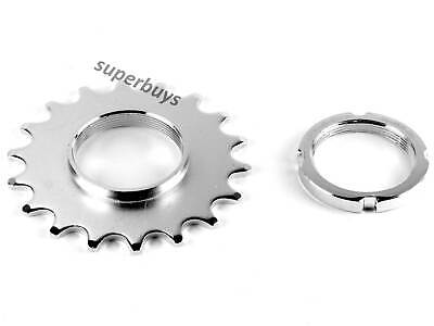 18T Single Speed Bicycle Track Cog Bike Fixed Cassette Sprocket Chain Ring
