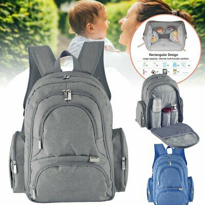 Diaper Bag Baby Care Mom Backpack Mummy Maternity Bag Waterproof Baby Bag TO