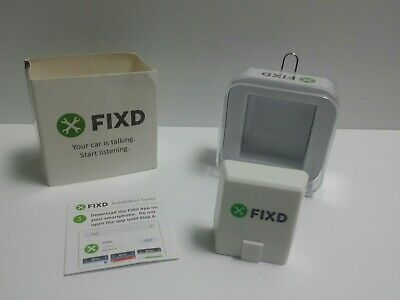 FIXD OBD-II Active Car Health Monitor - 2nd Generation Free Shipping!