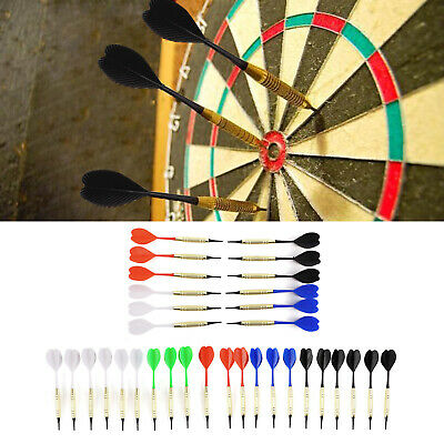 Flechettes Dart Arrows Set 12/21 +100pcs Pointe Replacement Soft Tip Combo JEUX