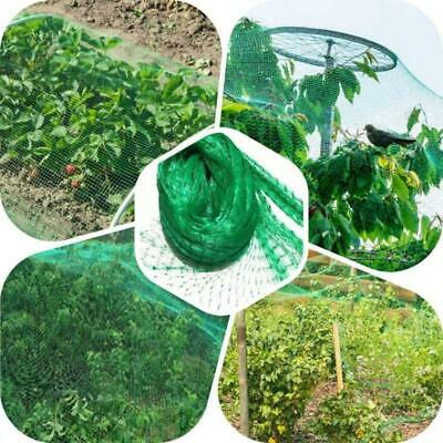 4*10M Anti Bird Plant Pond Net Garden Netting Protection Water Veg Fruit Mesh UK