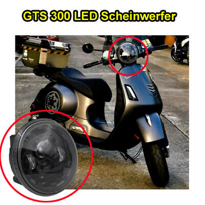 LED Scheinwerfer Headlight Assembly for Vespa GTS 300