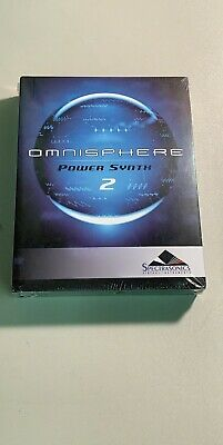 SPECTRASONICS OMNISPHERE 2 6 Virtual Power Synth (Sealed In