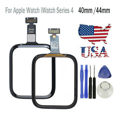 OEM Touch Screen Digitizer Panel Glass For Apple Watch iWatch Series 4 40mm 44mm