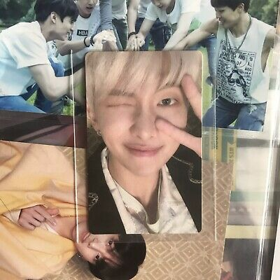 BTS Map Of The Soul: Persona RM/Namjoon Version 3 OFFICIAL PHOTOCARD PC