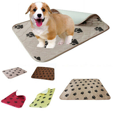 4-layer Waterproof Washable Pet Pee Pads Training Pad Mat For Puppy Cat Dog Pets