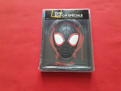 Spider-Man New Generation Steelbook Edition Spéciale Fnac Blu-ray 3D NEUF