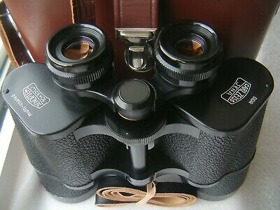 Carl Zeiss Jenoptem Binocular T3M.c10x50W , Zeiss Grey lined Case,V.Clean Inside