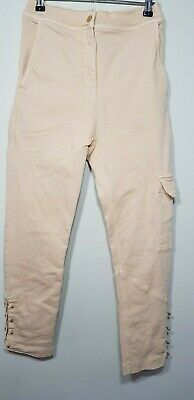 Manning Cartell Pink Jeans, Size AU 8, US 4.