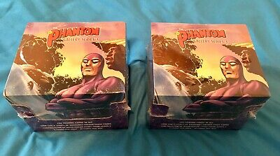 Phantom Gallery Cards Series 2. TWO sealed Boxes. Frew