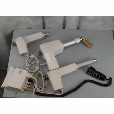 Linak 3 Actuators Complete Kit with Hand Controller