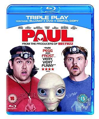 Paul Triple Play Blu-ray DVD Combo 2-Disc Set Digital copy may have expired now
