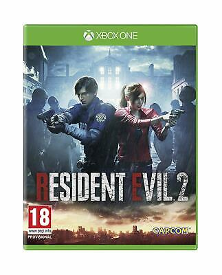 Resident Evil 2 Xbox One NEW SEALED DISPATCHING TODAY ALL ORDERS PLACED BY 2 PM