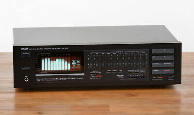Yamaha EQ-1100 High-End Equalizer in schwarz
